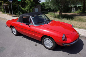 1977 Alfa Romeo Spider 2000 Codatronca For Sale