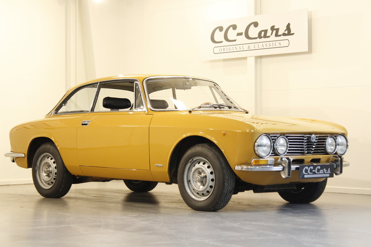 1972 Alfa Romeo 2000 GT Veloce  For Sale (picture 1 of 6)