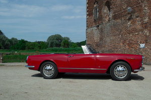 1963 Stunning Alfa SPIDER 2.6L  145 hp Type 106.01 For Sale