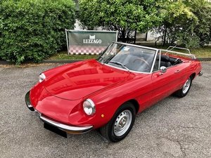 1976 ALFA ROMEO - 1600 SPIDER  For Sale