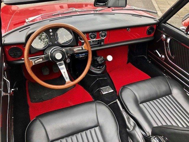 1976 ALFA ROMEO 1600 SPIDER