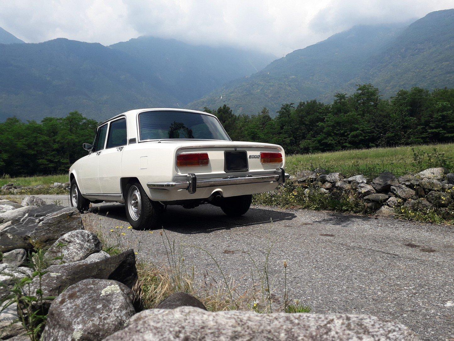 1973 Pristine alfa 2000 berlina bertone, 76 k km! For Sale (picture 3 of 6)