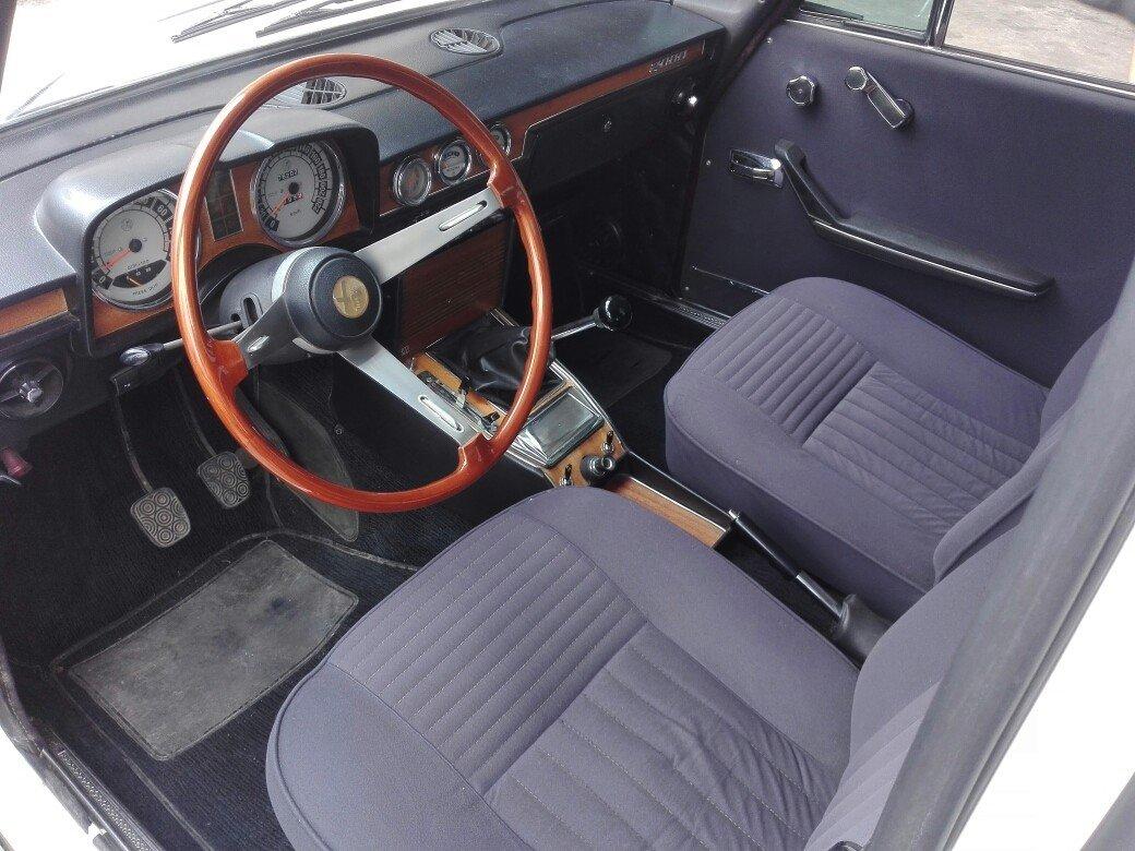 1973 Pristine alfa 2000 berlina bertone, 76 k km! For Sale (picture 4 of 6)