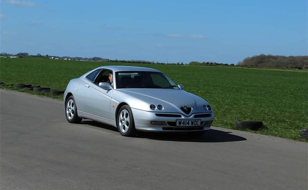 2000 Alfa Romeo GTV 2.0 Twinspark For Sale (picture 1 of 6)