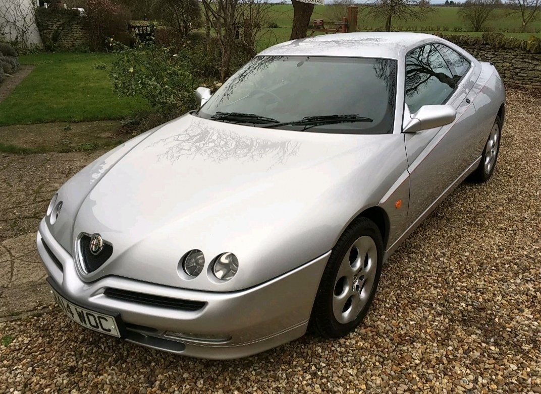 2000 Alfa Romeo GTV 2.0 Twinspark For Sale (picture 2 of 6)