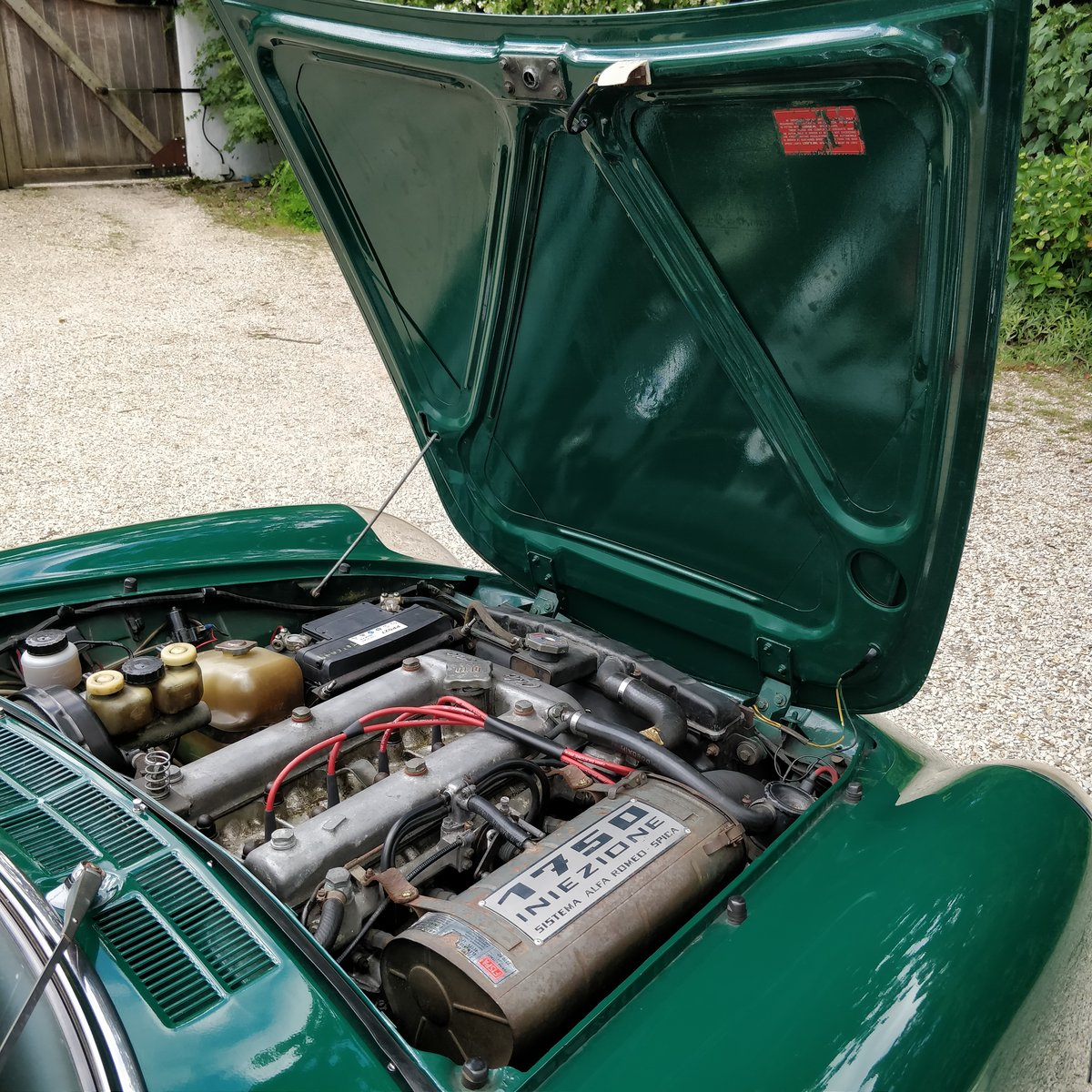 1971 Alfa Romeo Spider Veloce 1750 LHD Stunning For Sale (picture 5 of 6)