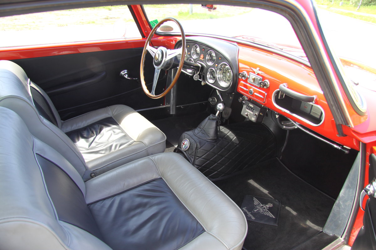 1957 Alfa Romeo 1900 CSS by Touring For Sale (picture 4 of 6)