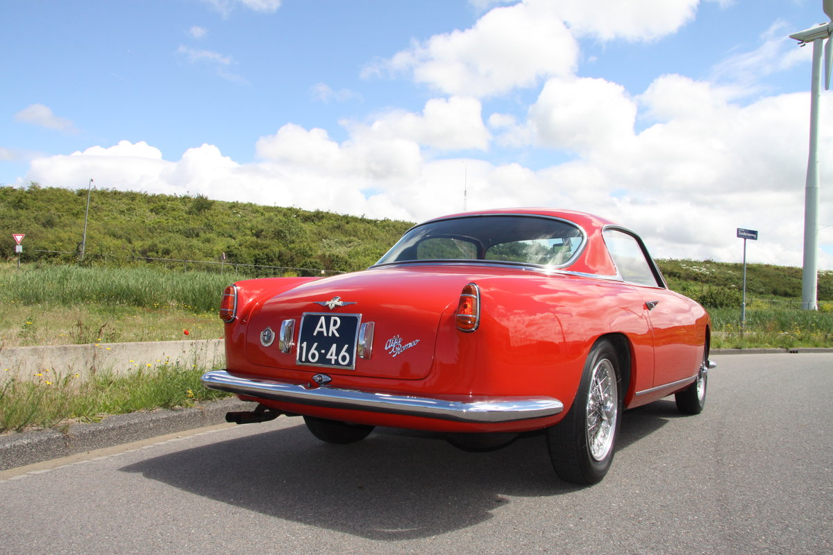 1957 Alfa Romeo 1900 CSS by Touring For Sale (picture 6 of 6)