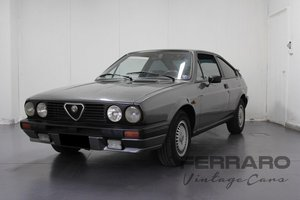 1988 Alfa Romeo Sprint 1.3 For Sale