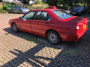 1992 Alfa Romeo 164 Twinspark - Rustfree