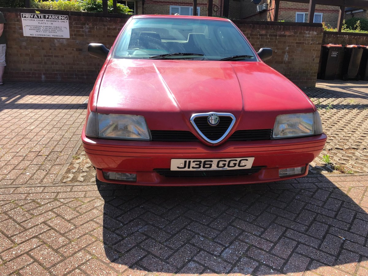 1992 Alfa Romeo 164 Twinspark - Rustfree For Sale (picture 2 of 6)