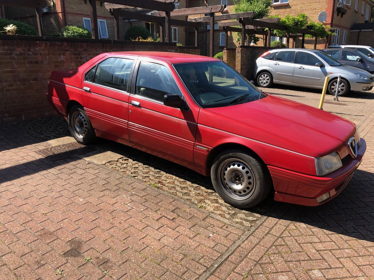1992 Alfa Romeo 164 Twinspark - Rustfree For Sale (picture 3 of 6)