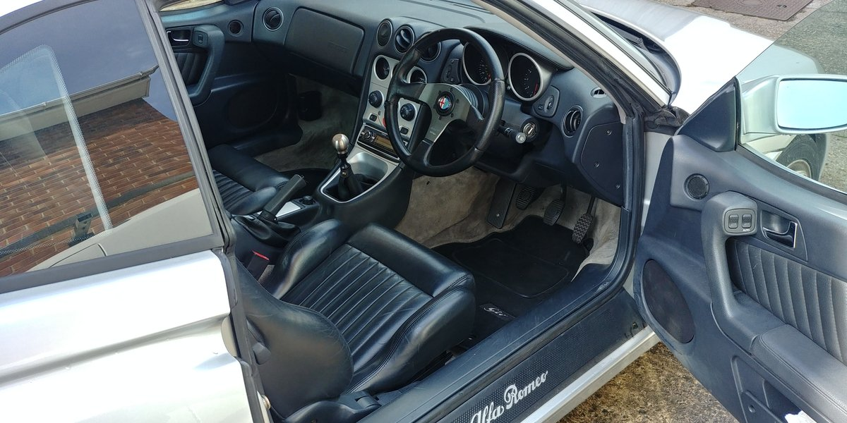 2001 Alfa GTV V6 (916) With extensive upgrades For Sale (picture 2 of 6)