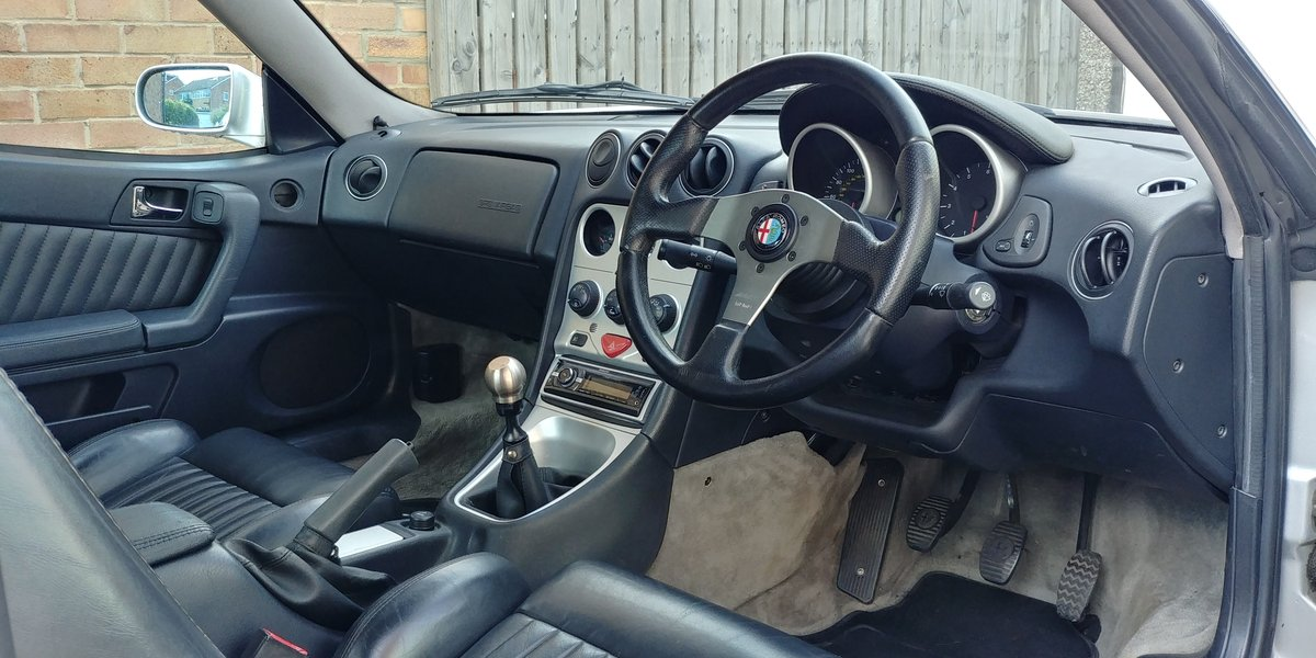 2001 Alfa GTV V6 (916) With extensive upgrades For Sale (picture 3 of 6)