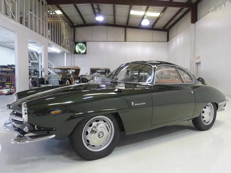 1964 Alfa Romeo Giulia 1600 Sprint Speciale by Bertone For Sale (picture 1 of 6)