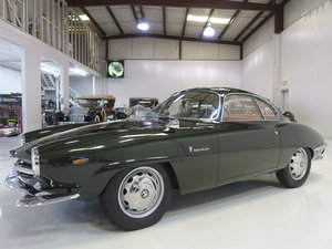 1964 Alfa Romeo Giulia 1600 Sprint Speciale by Bertone For Sale