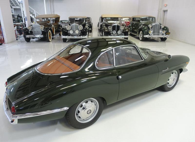 1964 Alfa Romeo Giulia 1600 Sprint Speciale by Bertone For Sale (picture 2 of 6)