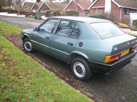 Alfa Romeo 1.5 Boxer 1986 5 Door For Sale (picture 2 of 6)