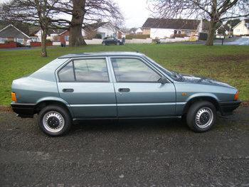 Alfa Romeo 1.5 Boxer 1986 5 Door For Sale (picture 3 of 6)