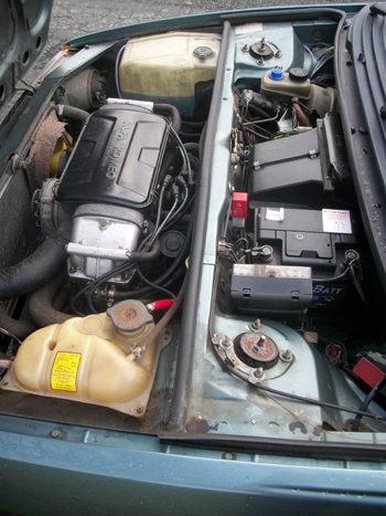 Alfa Romeo 1.5 Boxer 1986 5 Door For Sale (picture 4 of 6)