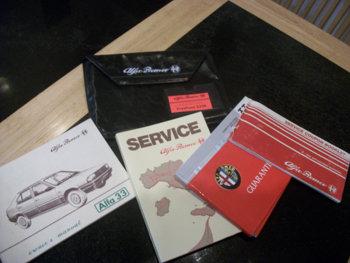 Alfa Romeo 1.5 Boxer 1986 5 Door For Sale (picture 5 of 6)