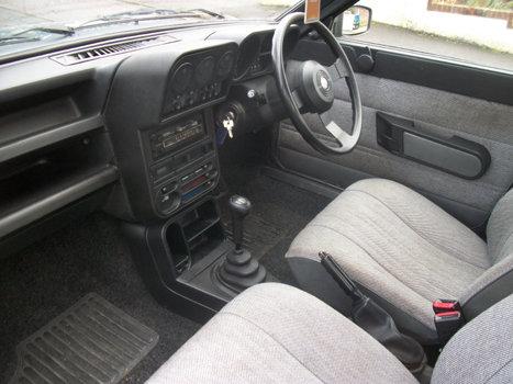 Alfa Romeo 1.5 Boxer 1986 5 Door For Sale (picture 6 of 6)
