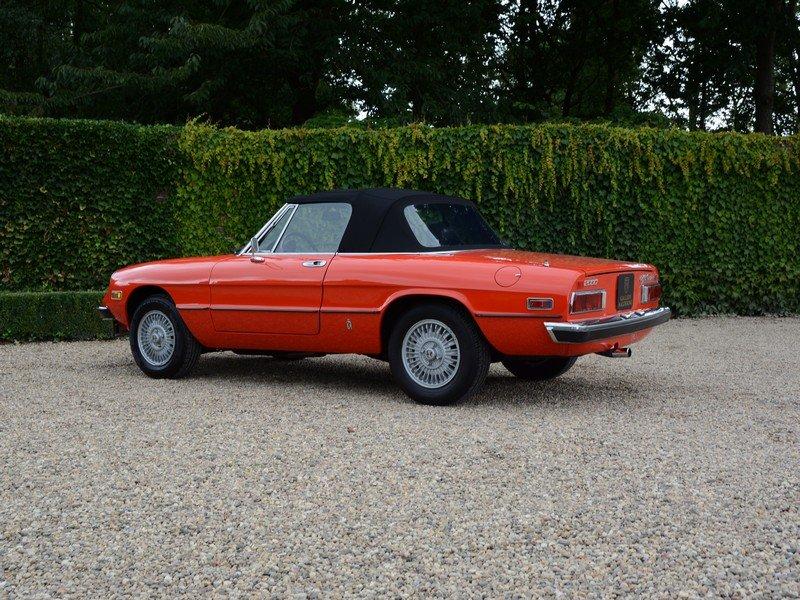 1978 Alfa Romeo Spider 2000 Veloce For Sale (picture 2 of 6)