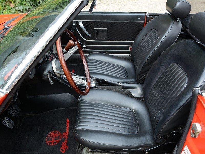1978 Alfa Romeo Spider 2000 Veloce For Sale (picture 3 of 6)