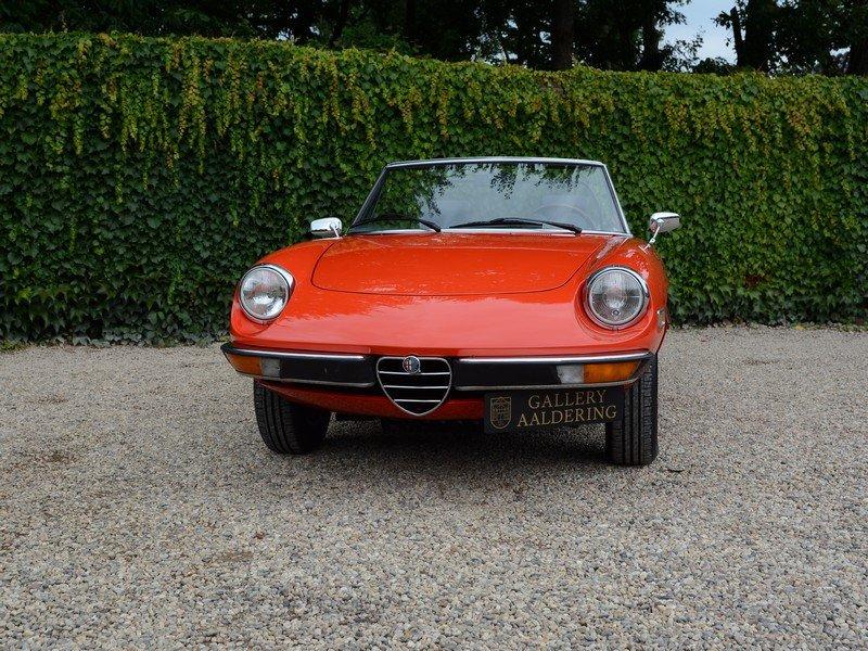 1978 Alfa Romeo Spider 2000 Veloce For Sale (picture 5 of 6)