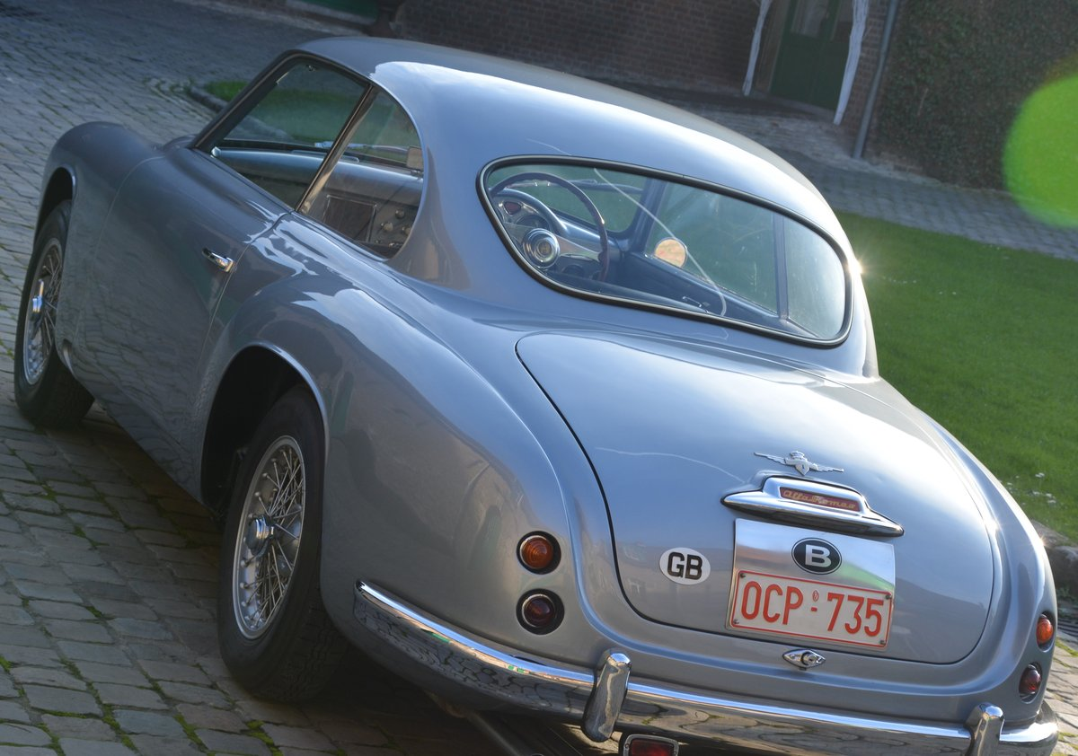 1953 exquisitely restored Alfa 1900 Coupé  For Sale (picture 3 of 4)