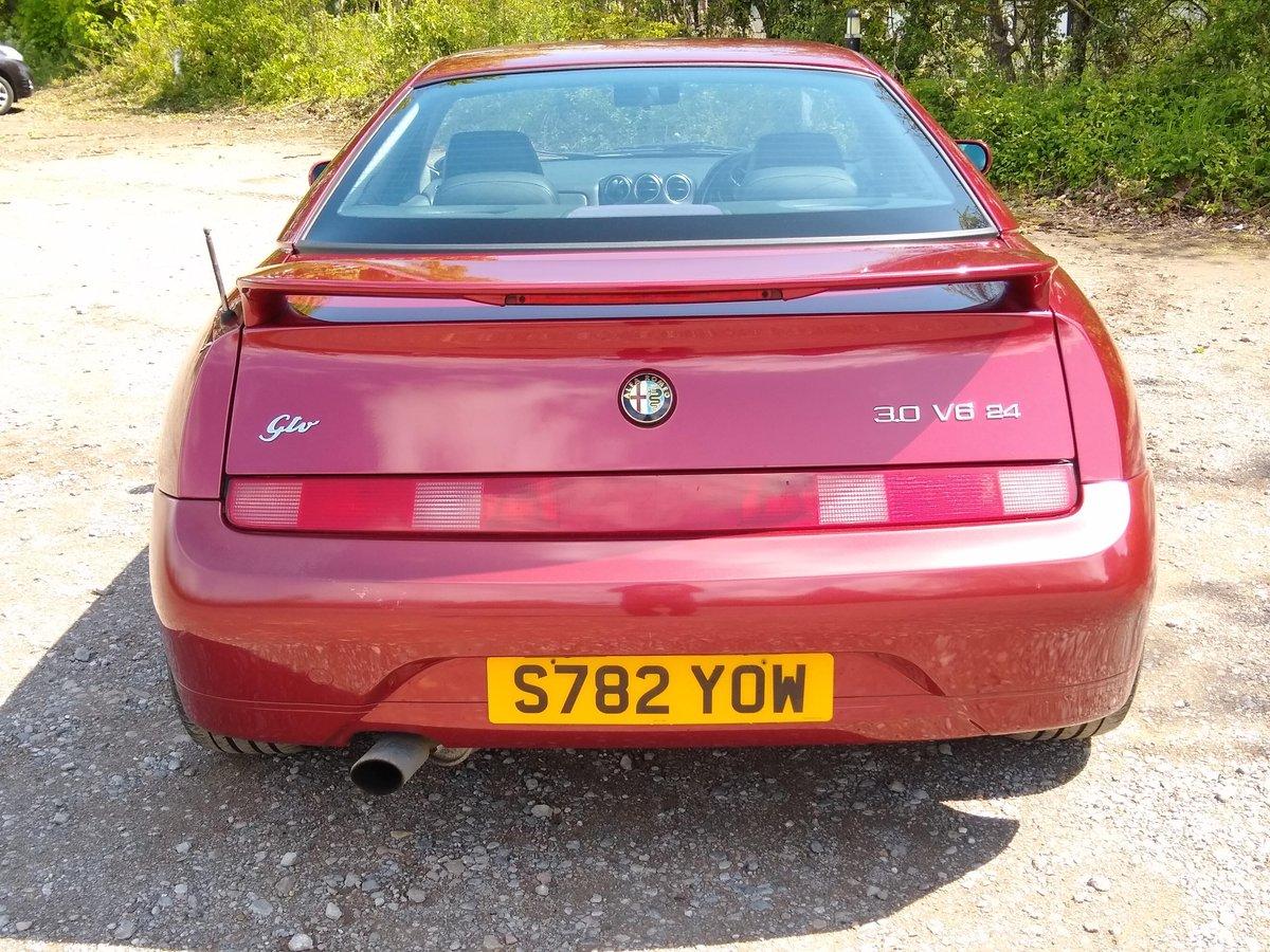 1998 Alfa Romeo GTV 3.0 V6, Q2 Diff, AutoDelta remap For Sale (picture 3 of 6)