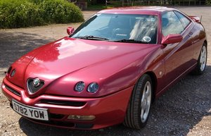 1998 Alfa Romeo GTV 3.0 V6, Q2 Diff, AutoDelta remap For Sale