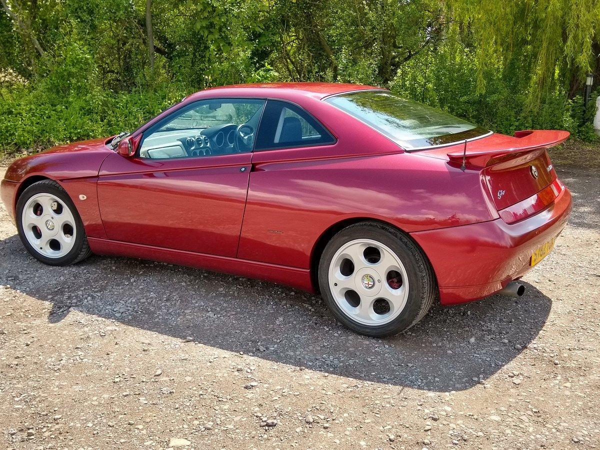 1998 Alfa Romeo GTV 3.0 V6, Q2 Diff, AutoDelta remap For Sale (picture 4 of 6)