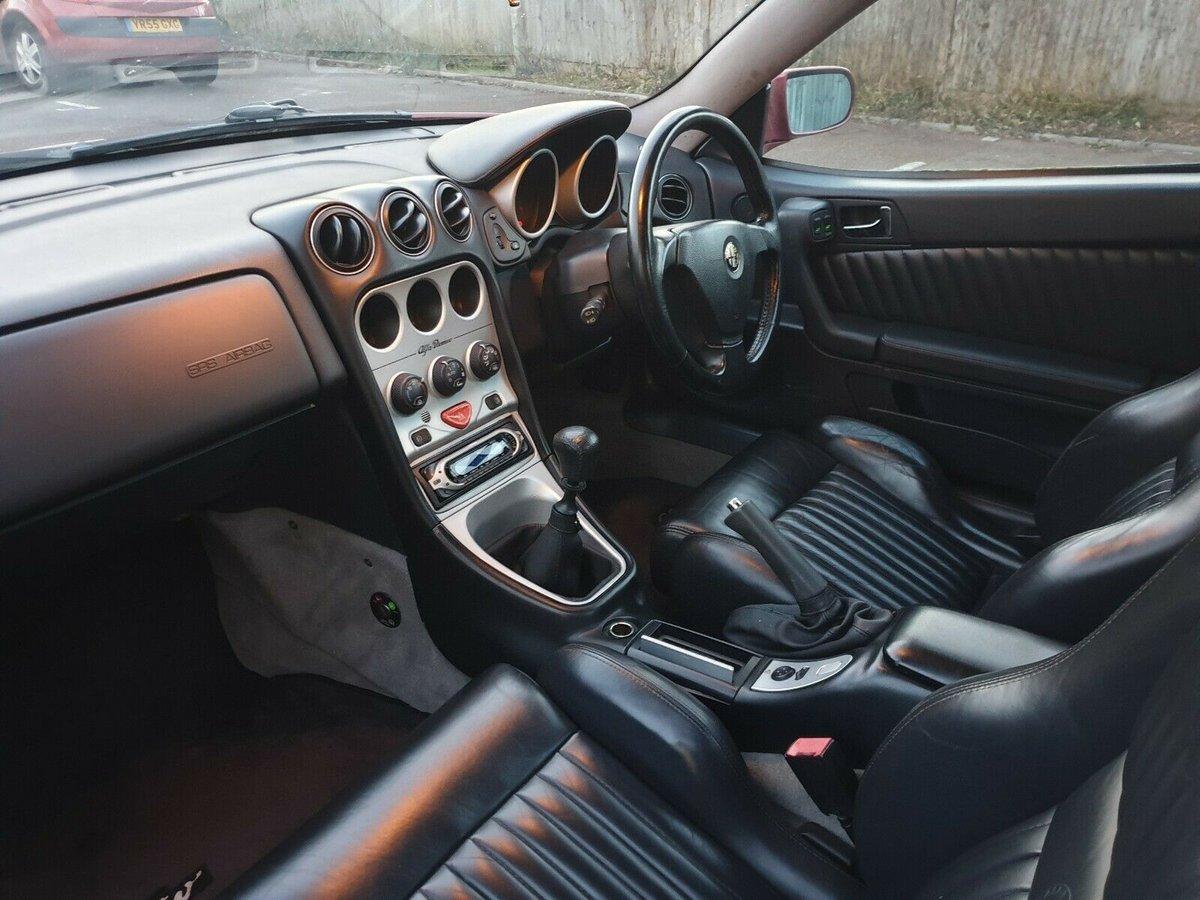 1998 Alfa Romeo GTV 3.0 V6, Q2 Diff, AutoDelta remap For Sale (picture 5 of 6)