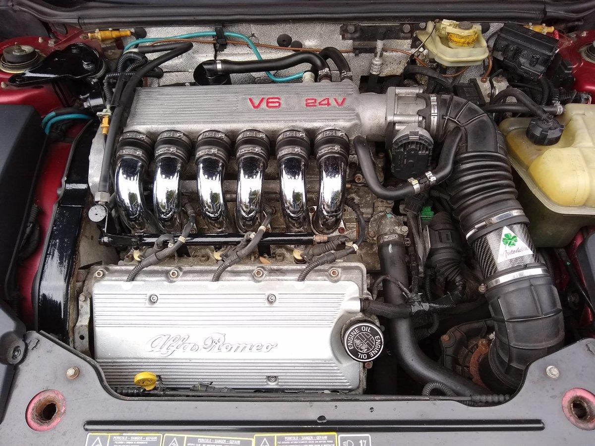 1998 Alfa Romeo GTV 3.0 V6, Q2 Diff, AutoDelta remap For Sale (picture 6 of 6)