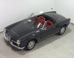 1964 Giulia spider One of the best available  For Sale