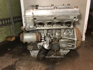1960 Engine Alfa Romeo Giulietta Spider/Sprint VELOCE to restore For Sale