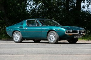 1975 ALFA ROMEO MONTREAL For Sale by Auction