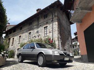 1988 As new alfa 164 3.0 V6 with 64 k km!