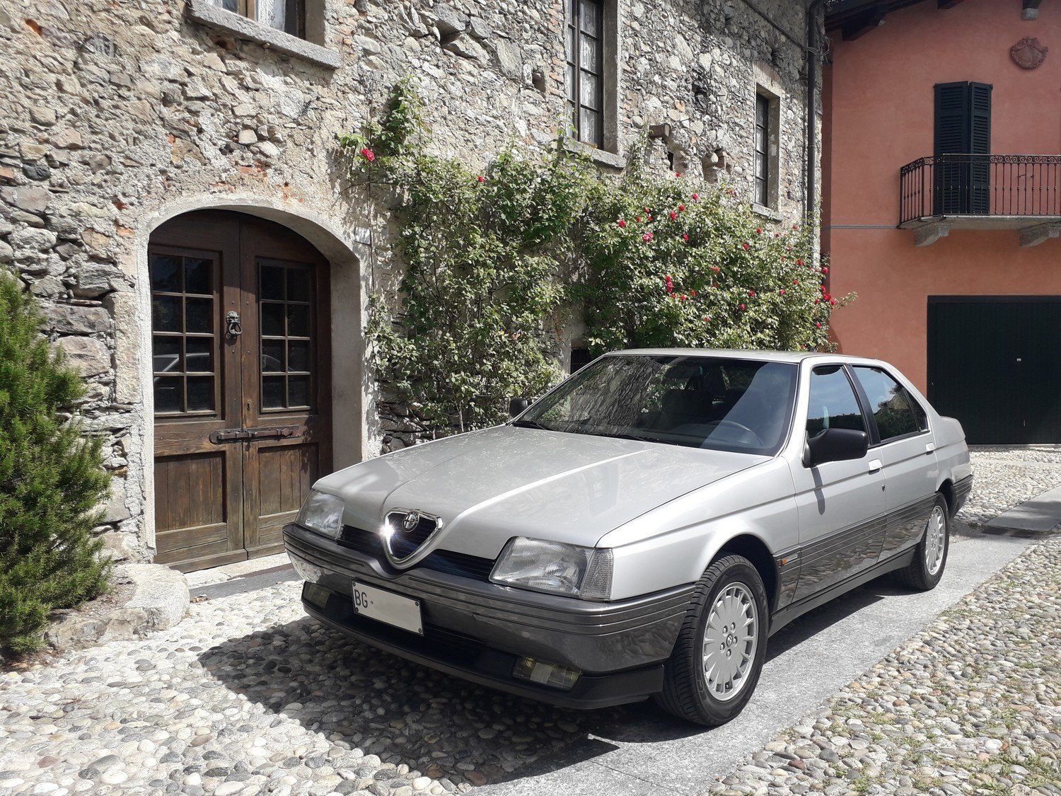 1988 As new alfa 164 3.0 V6 with 64 k km! For Sale (picture 2 of 6)