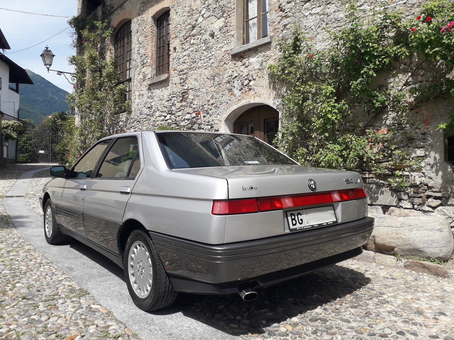 1988 As new alfa 164 3.0 V6 with 64 k km! For Sale (picture 3 of 6)
