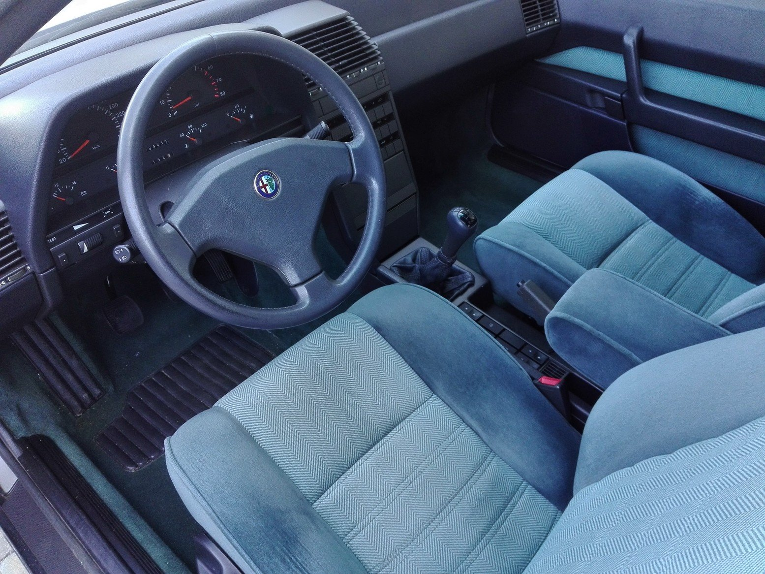 1988 As new alfa 164 3.0 V6 with 64 k km! For Sale (picture 4 of 6)