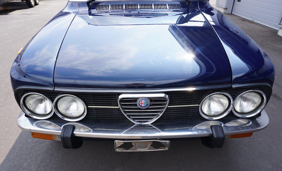 1974 Alfa Romeo Giulia 1300 Nuova with Alcantara!! For Sale (picture 3 of 6)