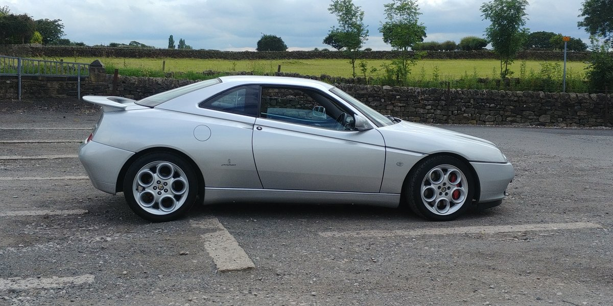 2001 Alfa GTV V6 (916) With extensive upgrades For Sale (picture 1 of 6)