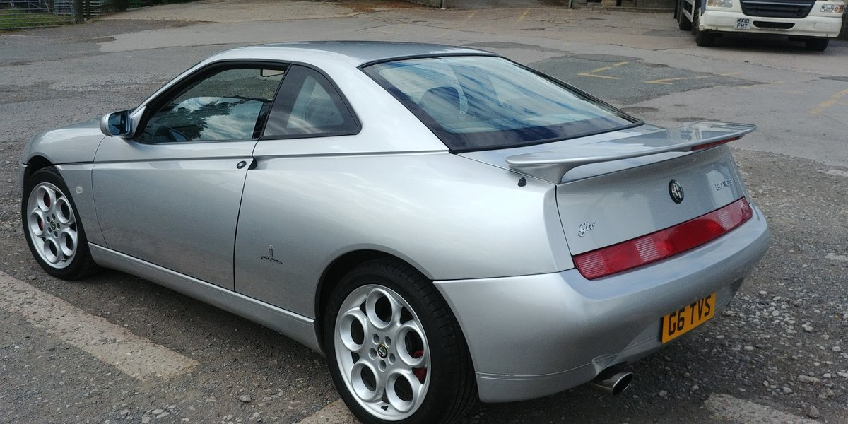 2001 Alfa GTV V6 (916) With extensive upgrades For Sale (picture 6 of 6)