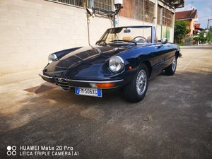 1978 wonderful spider veloce For Sale