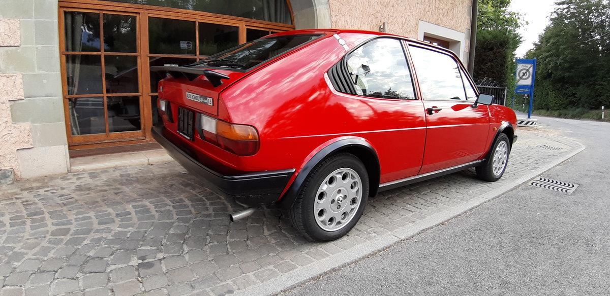 1982 Alfa Romeo Alfasud 1.5 ti For Sale (picture 3 of 6)