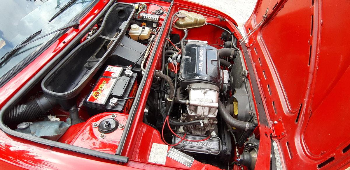 1982 Alfa Romeo Alfasud 1.5 ti For Sale (picture 4 of 6)