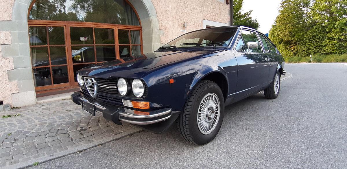 1978 Alfa Romeo Alfetta GTV 2.0 For Sale (picture 1 of 6)