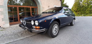 1978 Alfa Romeo Alfetta GTV 2.0 For Sale